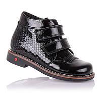 Демисезонные ботинки для девочек Cezara Rosso 110093