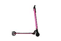 "Электросамокат FreeGo Carbon Fiber Pink 5"""