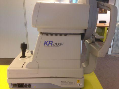 Авторефрактометр Topcon KR 8100