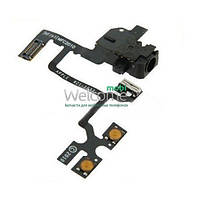 IPhone4G audio jack flex cable black orig