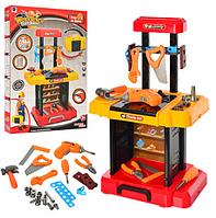 Игровой набор стол с инструментами 661-181