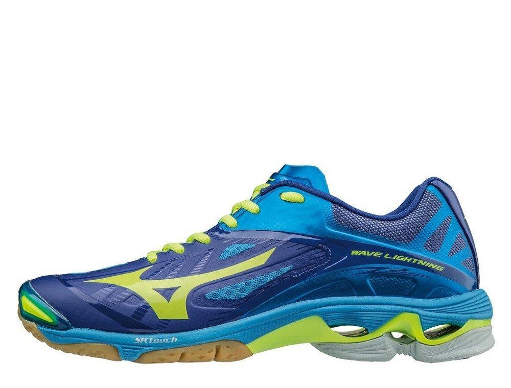 оригинальные мужские кроссовки для волейбола Mizuno Wave Lightning
