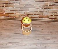 СЕРДЦЕ №3 подставка для конфет, капкейков, маффинов заготовка для декора