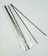 Спицы металлические, носочные, 5.0мм