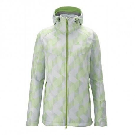 Salomon 13-14 куртка Snowflirt Premium 3:1 W