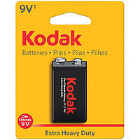 Батарейка, крона KODAK LONGLIFE 6F22