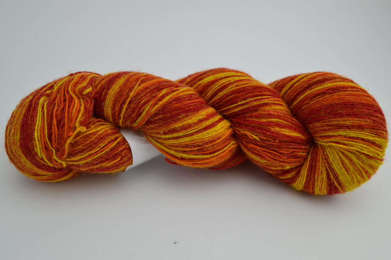 Artistic yarn 8/1, Flame(Огонь)