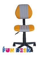Детское  кресло FunDesk LST4 Yellow - Grey