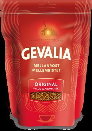 Кофе растворимый Gevalia Original Mellanrost м/у 200г, фото 2