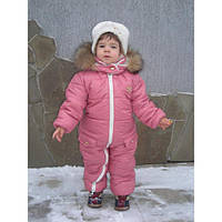 Детский зимний комбинезон Снежок