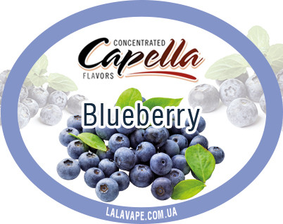 Ароматизатор Capella Blueberry (Голубика)