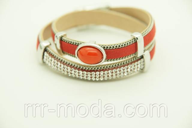 стильные браслеты наматывающиеся на руку