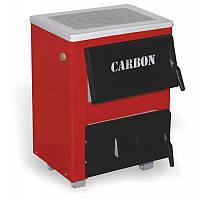 Котел твердотопливный КСТО-10 П Carbon