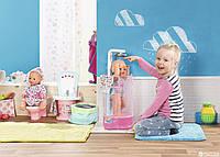 Автоматична душова кабінка для ляльки BABY BORN - ВЕСЕЛЕ КУПАННЯ (з аксесуаром) 823583