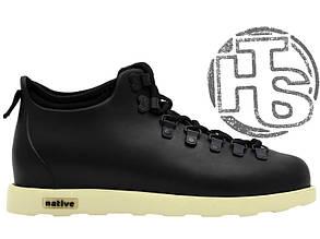 Мужские ботинки реплика Native Fitzsimmons Boots Black/White