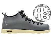 Мужские ботинки Native Fitzsimmons Boots Gray/White