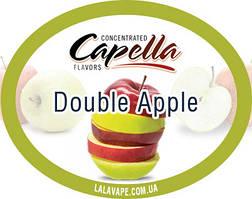 Ароматизатор Capella Double Apple (Двойное яблоко)