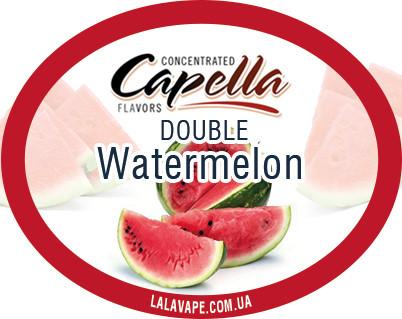 Ароматизатор Capella Double Watermelon (Двойной арбуз)