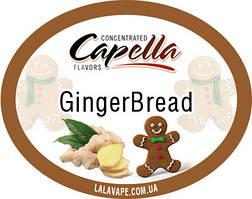 Ароматизатор Capella Ginger Bread (Имбирный хлеб)
