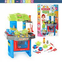 Детская кухня 008-26А LIMO TOY Синяя, фото 1