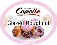 Ароматизатор Capella Glazed Doughnut (Пончик в глазури)