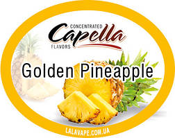 Ароматизатор Capella Golden Pineapple (Золотий ананас)