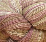 Artistic yarn 8/1, Pink Beige(Розово-бежевый), фото 2