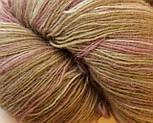Artistic yarn 8/1, Pink Beige(Розово-бежевый), фото 3