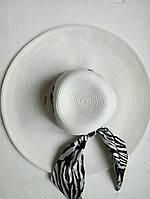 Шляпы Del Mare модель 46 цвет белый