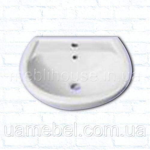 """Умывальник с тумбой в ванную комнату """"Аква-50"""" 50 см"""