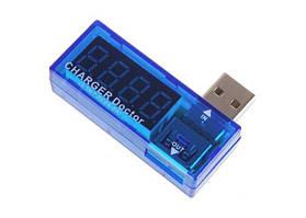 USB тестер тока и напряжения, вольтметр, амперметр