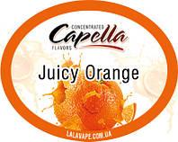 Ароматизатор Capella Juicy Orange (Соковитий апельсин)