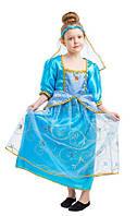 Детский карнавальный костюм Золушки (4 - 9 лет) Костюмы принцесс Диснея