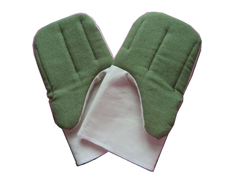 Рукавица рабочая вибрационная виброзащитная