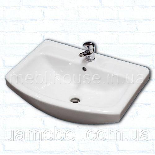 """Умывальник с тумбой в ванную комнату """"Изео-75"""" 75 см"""