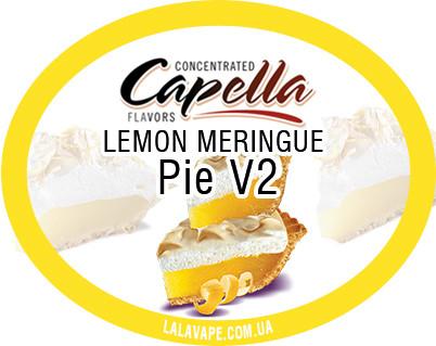 Ароматизатор Capella Lemon Meringue Pie V2 (Лимонный пирог)