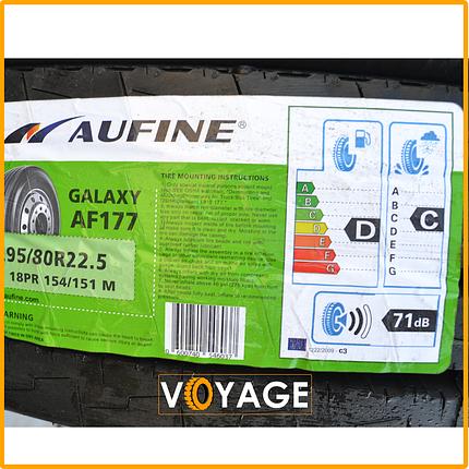 Грузовая шина Aufine AF177 (Рулевая) 295/80R22.5, фото 2