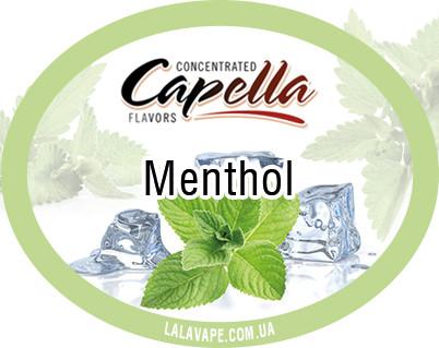 Ароматизатор Capella Menthol (Ментол)
