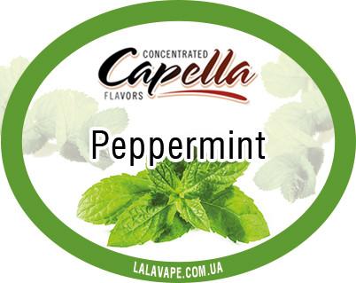 Ароматизатор Capella Peppermint (Мята перечная)