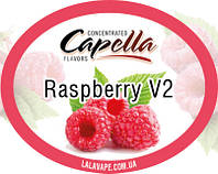Ароматизатор Capella Raspberry V2 (Малина) Capella
