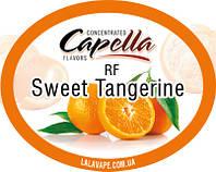Ароматизатор Capella RF Sweet Tangerine (Мандарин)