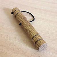 Явара, айкиявара короткая боевая палочка Красный дуб