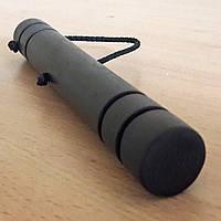 Явара, айкиявара короткая боевая палочка Орех тёмный
