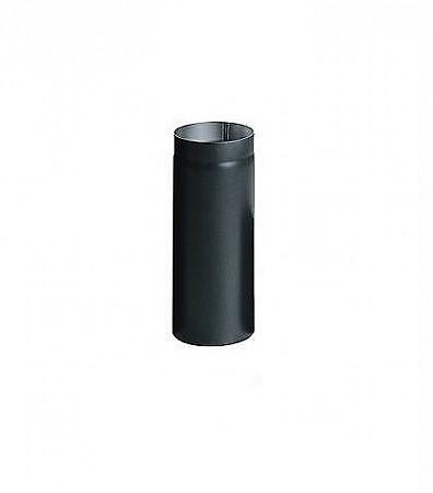 Дымоходная Труба 500 мм Ø180 мм из черной стали