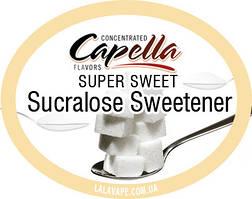 Ароматизатор Capella Super Sweet Sucralose Sweetener (Сукралоза)
