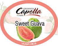 Ароматизатор Capella Sweet Guava (Сладкая Гуава) Capella