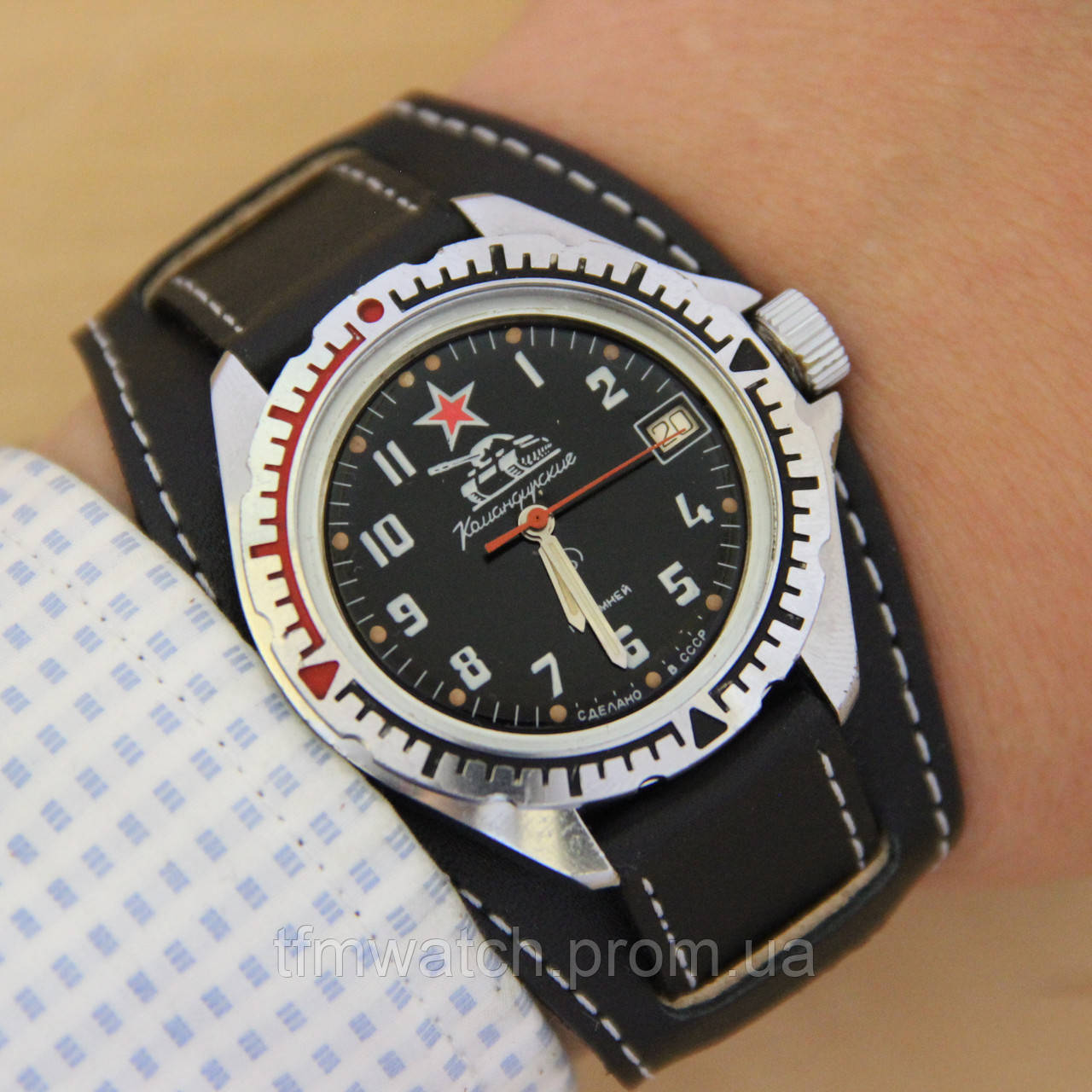 Часы восток новые командирские купить женские наручные часы на руках