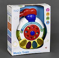 Развивающая игрушка музыкальная WD3633 для малышей