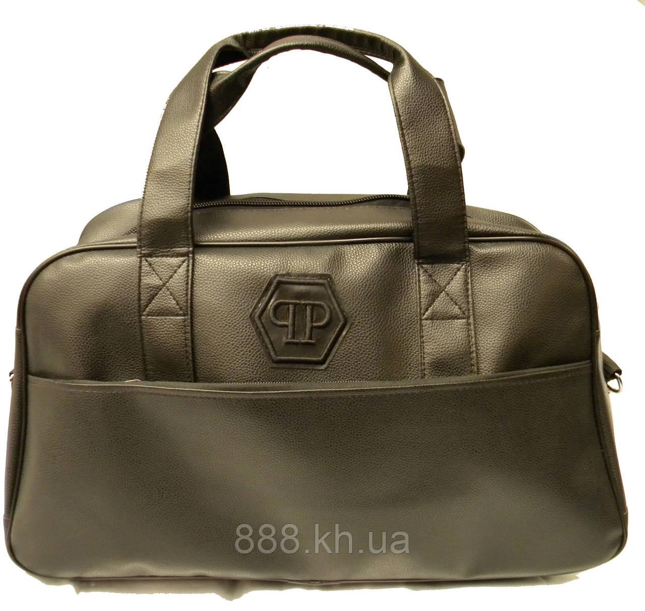 f935e5c4363f Дорожная сумка Philipp Plane кожаная сумка, сумка мужская, сумка женская, спортивная  сумка реплика