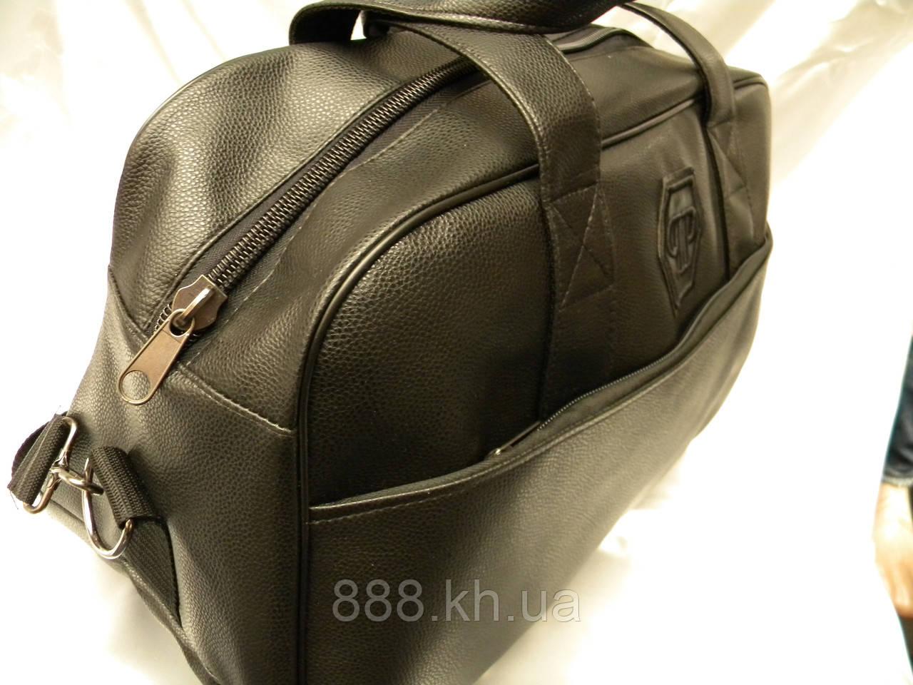 b192c5e7dc0a ... Дорожная сумка Philipp Plane кожаная сумка, сумка мужская, сумка  женская, спортивная сумка реплика